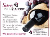 Sam's Weingalerie